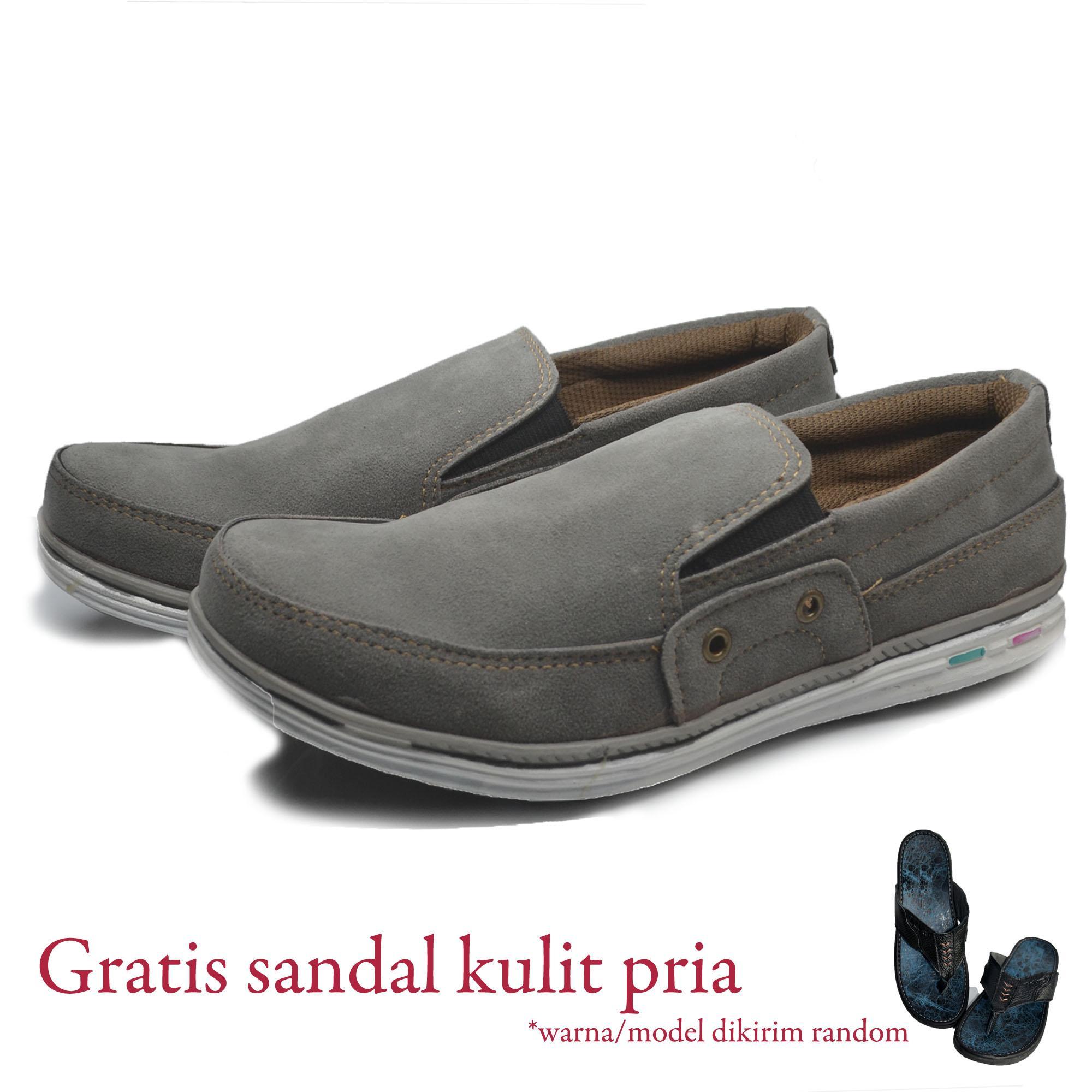 PANGERAN SNEAKERS - LKJ 700 sepatu kets sneakers dan kasual pria / sepatu kasual kanvas / sepatu sneaker pria / sepatu pria / sepatu sneaker murah /sepatu pria casual free SANDAL KULIT
