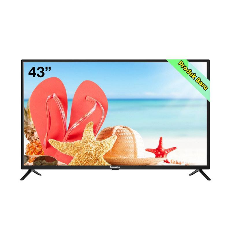 Changhong NEW 43H2 FHD TV-HDMI-USB Moive L43H2 LED TV [43 Inch]