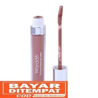 BISA COD ORIGINAL Wardah Lip Cream Exclusive Matte Cair Lipcream thumbnail
