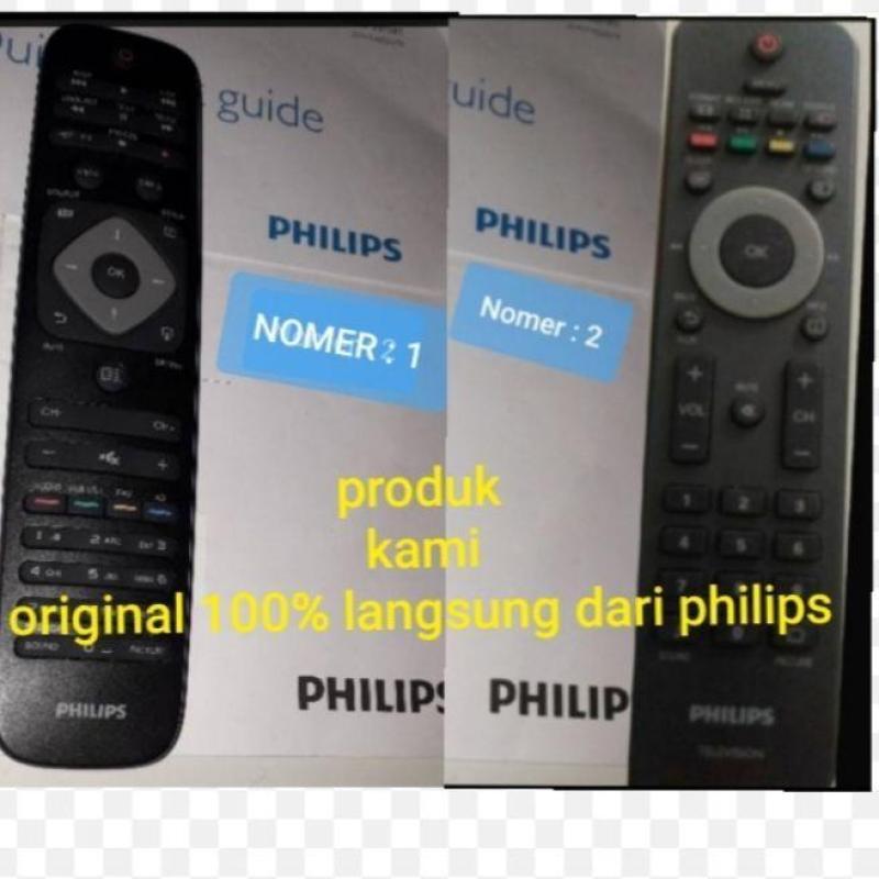 Remot tv philips original 100%