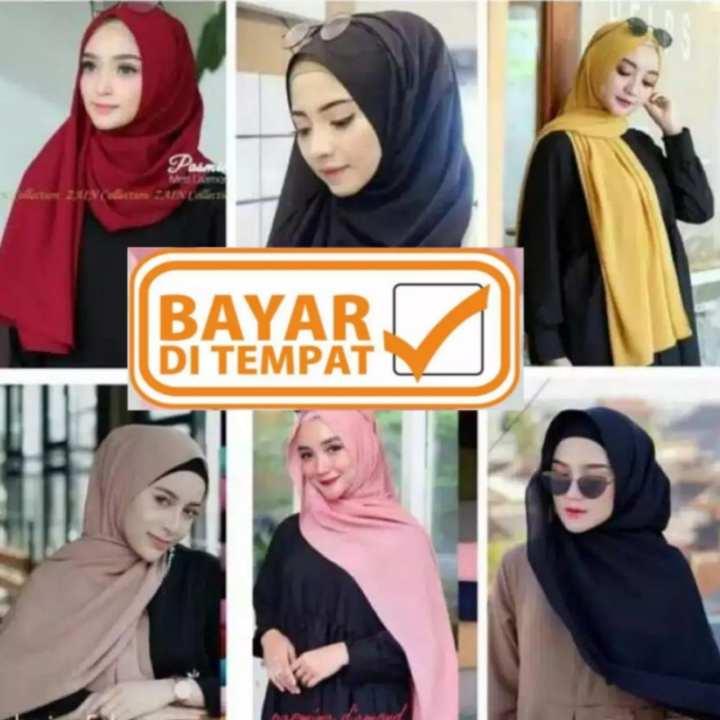 Jilbab Pashmina SABYAN DIAMOND Italiano Artamika Hijab