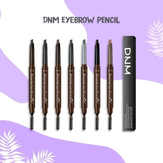 Pensil Alis Drawing DNM Colors Automatic Eyebrow Pencil - Pensil Alis Dengan & varian Warna-LaJanda thumbnail