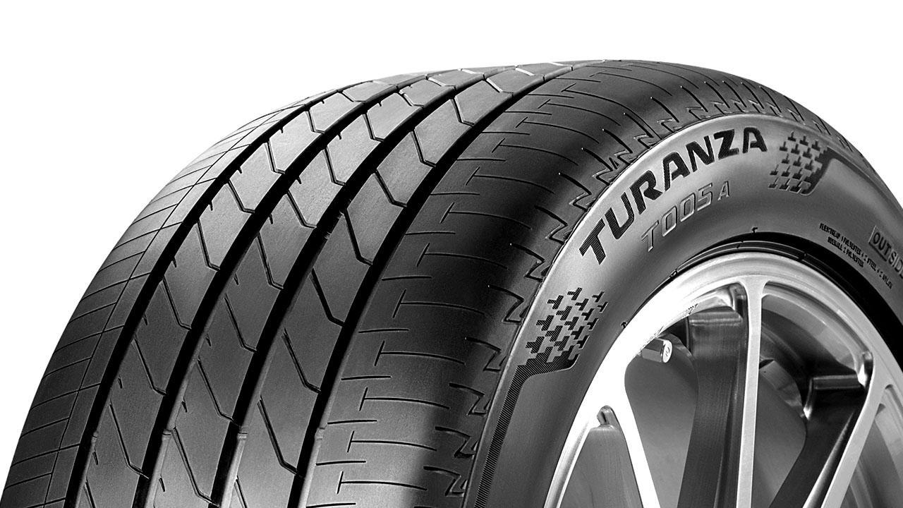Ban Luar 185/60 R 14 T005A Bridgestone 62720
