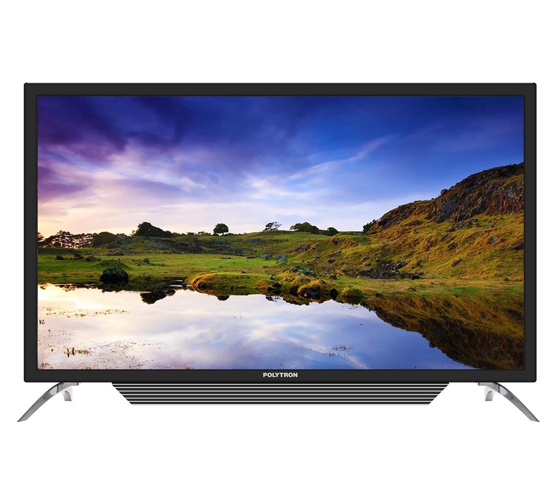 POLYTRON LED TV 32 HDTV - PLD32D1550 Garansi 5 Tahun Termasuk Panel (ORI)