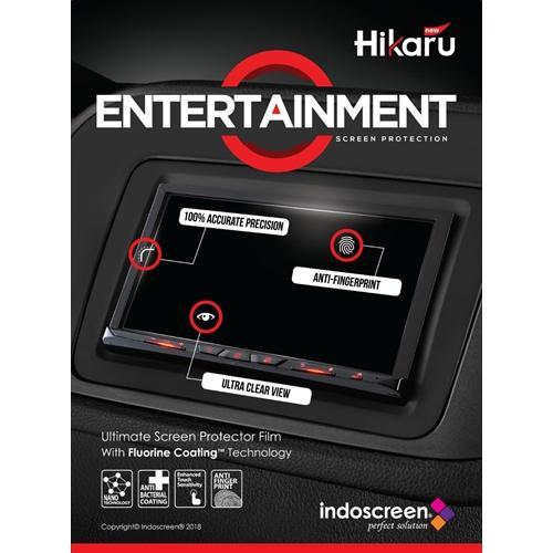 Screen Guard LCD Mobil - Hikaru Entertainment - Wuling Confero S