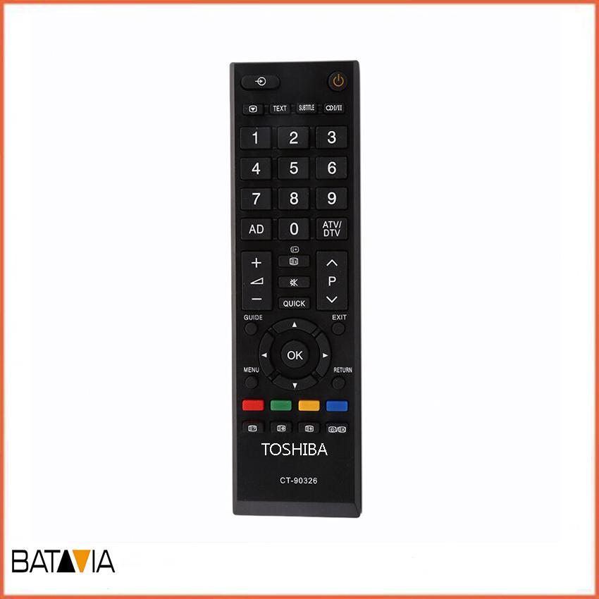 Remote TV Toshiba CT-90336 Tanpa  Perlu Di Seting / Siap Pakai