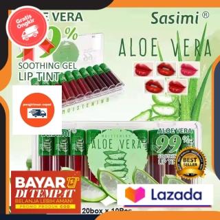 Liptint Mini Aloevera 99% - LIptint Sasimi Mini Aloevera 99% thumbnail