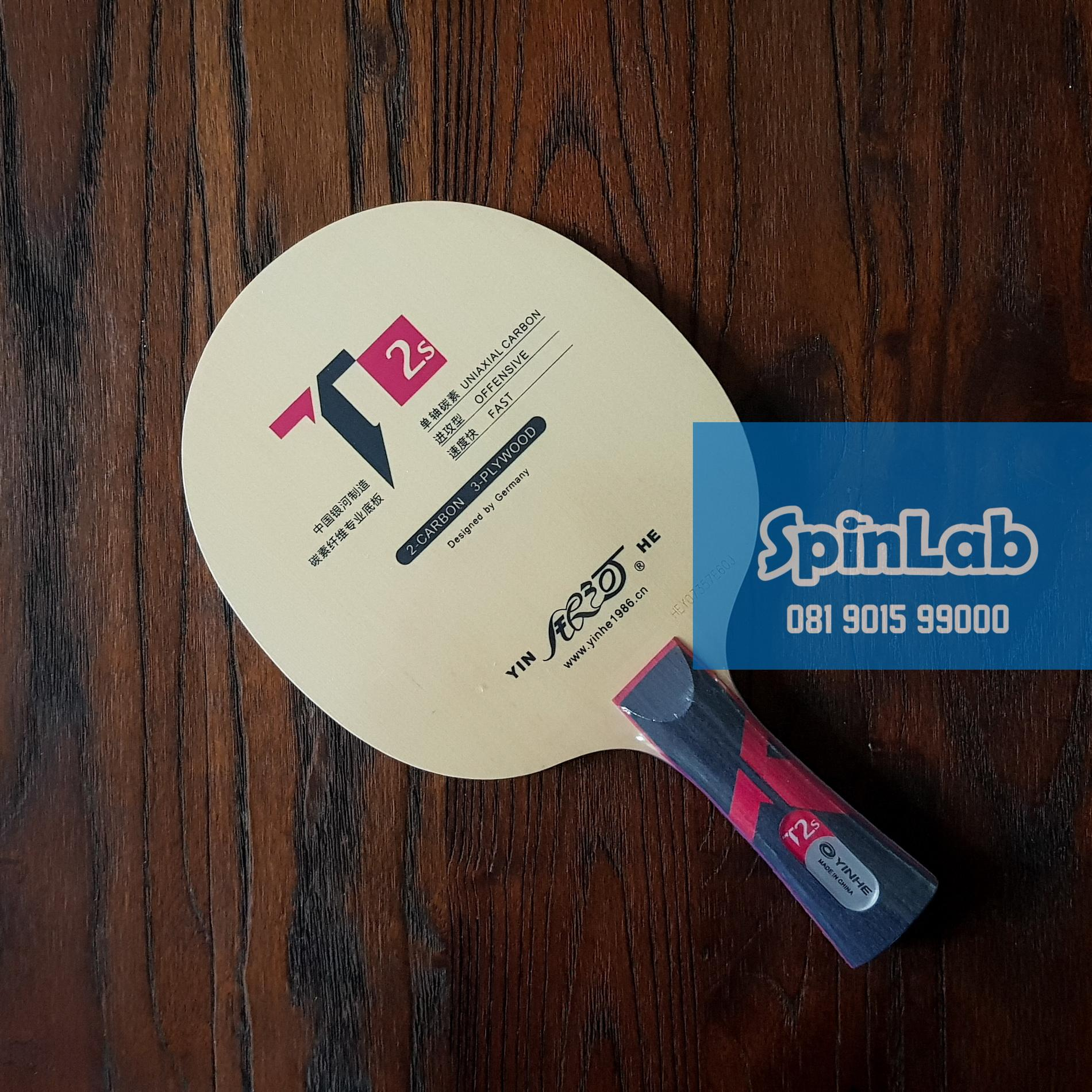 YINHE T-11 Table Tennis Racket Bat BladeIDR300000. Rp 308.000