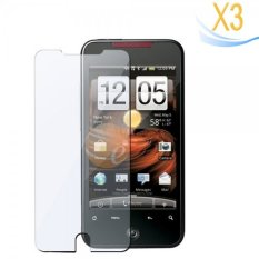 3 Pcs Screen Protector untuk HTC Droid Incredible ADR6300