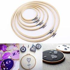 Harga 4 5 7 8 10 12 Kayu Hoop Ring 6 Pcs Untuk Bordir Cross Stitch Fullset Murah