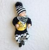 Pakaian Anak Laki Lak Baru Lahir Lengan Panjang Bahan Katun Set Setelan Kaos Celana Bertuliskan Mama Boy Warna Hitam Untuk Usia 24 Bulan Oem Murah Di Tiongkok