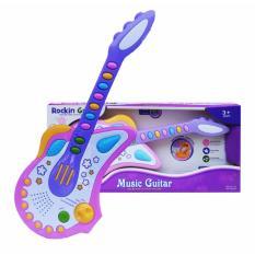 Toko Jual 0960090049 Mainan Anak Rockin Guitar