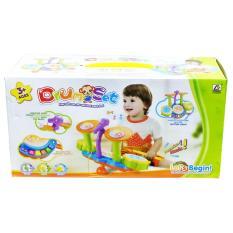 [0960090064] Mainan Musik Drum Set Mainan Anak