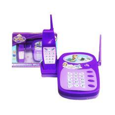 Harga 0960400022 Sofia Telepon Mainan Anak Sofia The First