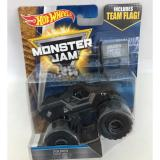 Model 0960740002 3 Hot Wheels Monster Truck Monster Jam Soldier Fortune Black Ops Hitam Terbaru