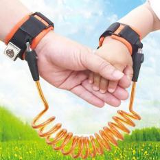 Dimana Beli 1 5 M Adjustable Kids Safety Anti Hilang Wrist Link Band Gelang Anak Gelang Bayi Balita Memanfaatkan Tali Strap Oem