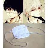 1 Pcs Hot New Anime Tokyo Ghoul Kaneki Ken Adjustable Eye Patch Single Eyed Halloween Costumes Accessory Prop Intl Diskon Tiongkok