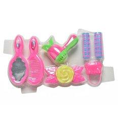 1 Set Blister Mainan untuk Barbie Hairpin Rambut Dryer Rambut Tongkat Anak-anak Toys untuk Barbie-Internasional