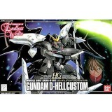 Review 1 144 Bandai Hg Gundam D Hell Custom Di Indonesia