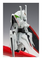 1/144 Scale Five Star Stories - Fire Buster Engage SR3 NEW EDITION 2010 (White Sword) Construction Model
