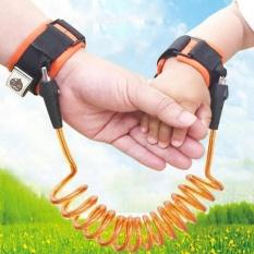 Beli 1 5 M Adjustable Kids Safety Anti Hilang Wrist Link Band Gelang Anak Gelang Bayi Balita Memanfaatkan Tali Strap Intl Oem Murah