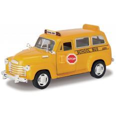 Harga 1950 Chevrolet Suburban Sch**l Bus Petratoys By Kinsmart Kinsmart Ori