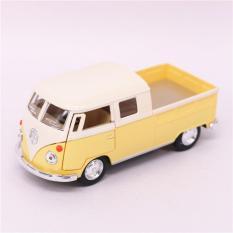 Harga 1963 Vw Bus Double Cab Pickup By Kinsmart