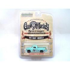 1964 Dodge D100 Sweptline - Skala 64 - Greenlight Hollywood (Diecast) - 9C5577 - Original Asli
