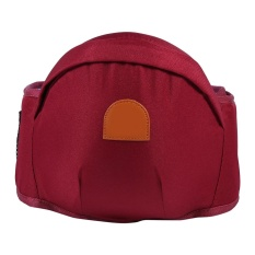 1 Pc Adjustable Bayi Balita Front Carrier Walkers Bayi Sabuk Pinggang Tahan Hip Kursi 2 Burgundy Intl Oem Diskon