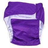 Jual 1 Pc Baru Dewasa Bisa Dicuci Adjuatable Cloth Diaper Bernapas Inkontinensia Nappy Pants 6 Warna Intl Murah Di Tiongkok
