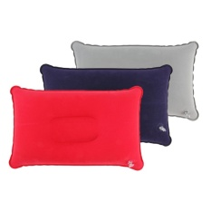 1 PC Outdoor Portable Folding Air Inflatable Bantal Double Sided Flocking Cushion untuk Pesawat Terbang Hotel Hot Di Seluruh Dunia-Intl