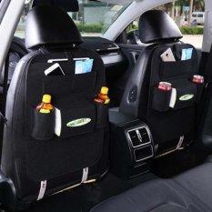 Jual 1 Pcs Aksesoris Mobil Multi Pocket Car Seat Bag Storage Organizer Seat Back Bag Intl Satu Set