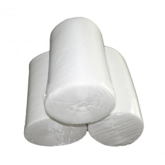 1 Roll Alva Baby Popok Kain Biodegradable Flushable Visose Liner Putih