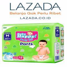 1x Baby happy fit pants popok anak dan bayi 20 pcs