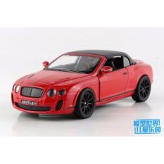 2010 Bentley Continental Supersports White By Kinsmart Original