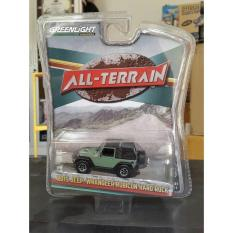 2015 Jeep Wrangler Rubicon Rocky All Terrain Greenlight - 36Ed96 - Original Asli