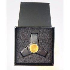 2017 Premium New Fidget toy EDC Hand Spinner UFO Tri-spinner Zinc Fidget Spinner For ADHD Adults Children Anxiety Stress Fidget Spinner - HitamDoff