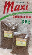 Promo Cleine Tadita Maxi Premium Cat Food Repack 3 Kg Jawa Barat