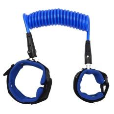 Beli 2 5Meters Baby Child Anti Lost Safety Hook Loop Fastener Wrist Link Rope Band Leash Belt For 1 12 Years Old Kids Blue Intl Tiongkok