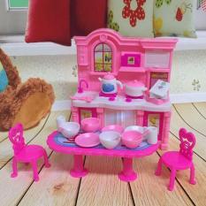 26 Pcs/set Simulasi Anak Peralatan Dapur Berpura-pura Bermain Memasak Peralatan Mainan untuk Anak-anak Gaya: produk Tidak Mengandung Kecil Kelly Keberuntungan-G-Internasional
