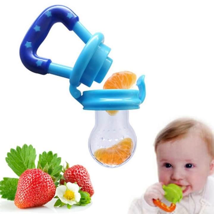 2 Buah Tempat Pembuatan Makanan Bagi Bayi Puting Pengumpan