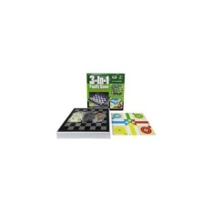 3 In 1 Family Game Catur Ular Tangga Ludo Set Box Multi Diskon 50