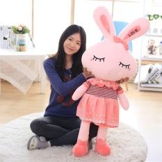 35 Cm Benang Mainan Tokoh Kelinci Boneka Rag Kelinci Mainan Orang-orangan Kecantikan Kelinci Kelinci
