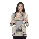 Jual 360 Baby Carrier Produsen Ergo Baby Kembali Dengan Empat Busana Baby Sling Bahan Katun Multifungsi Balita Carrier Udara Bagian Grey Intl Oem Murah