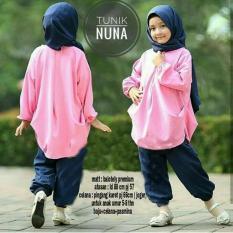 3In1 Nuna Kid Pink [Baju Anak 0152] RBE