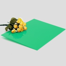 3mm A4 Perspex Lembaran Akrilik Plastik Plexiglass Potong Ukuran Panel 210x297mm-Intl