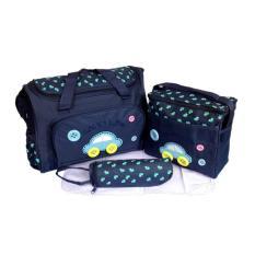 Ulasan Tentang Faimstore 4 In 1 Diaper Bag Tas Perlengkapan Bayi Travelling Bag Multifungsi