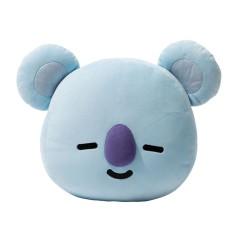 45 x 55cm BTS BT21 Cute Cartoon Warm Throw Pillow Bolster Back Cushion Short Plush Dolls Toys Sofa Home Decor KOYA koala - intl