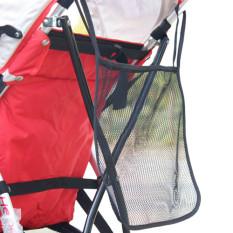 Beli 4 Ever 2 Pcs Baby Stroller Organizer Mobil Pushchair Carrying Tas Mesh Hitam Oem Murah