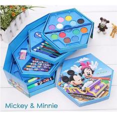 Allunique 4in1 Crayon isi 46 pcs - Mickey